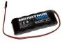 Pacco batteria RX in linea 6V 1600mAh Team Orion