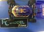 LC RACING EMB-1h BUGGY 1/14 BRUSHLESS RTR BLU