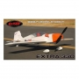 Aereo Acrobatico RC Brushless Dynam Extra 330 4 canali 2.4Ghz RT